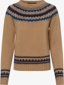 Sweter MaxMara z moheru w stylu casual