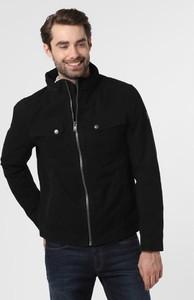 Czarna kurtka Tom Tailor w stylu casual