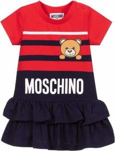 Sukienka dziewczęca Moschino