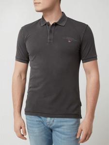 Koszulka polo Napapijri w stylu casual z bawełny