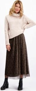 Sweter Lavard w stylu casual z wełny
