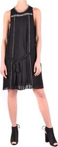 Czarna sukienka Michael Kors bez rękawów mini