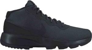 Granatowe buty sportowe Nike z tkaniny