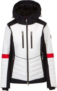 Kurtka Descente w sportowym stylu z tkaniny narciarska