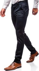 Niebieskie spodnie Denley