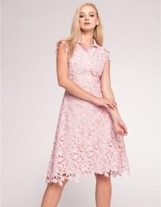 Sukienka Swing Polish Fashion Concept