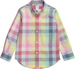 Koszula dziecięca Gap z bawełny