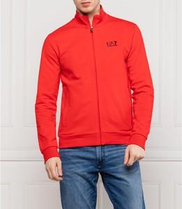 Czerwona bluza Emporio Armani