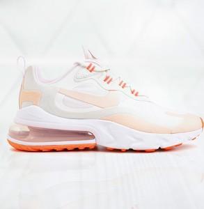 Buty sportowe Nike w sportowym stylu z płaską podeszwą air max 270