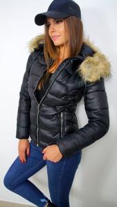 Kurtka Ricca Fashion krótka w stylu casual