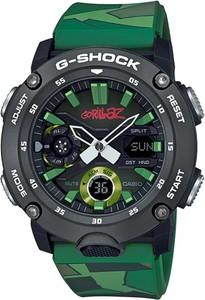 Casio G-Shock GORILLAZ GA-2000GZ-3AER Limited
