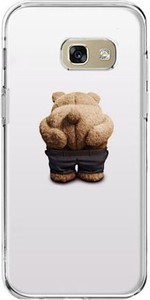 Etuistudio Etui na telefon Galaxy A5 2017 - miś Paddington