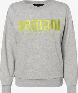 Bluza Armani Exchange w stylu casual krótka