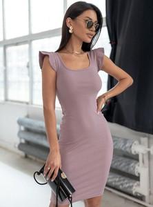 Sukienka SELFIEROOM z bawełny na ramiączkach mini