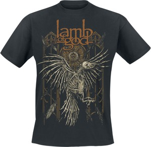 T-shirt Lamb Of God
