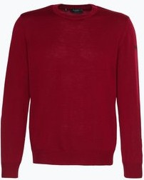 Bordowy sweter märz