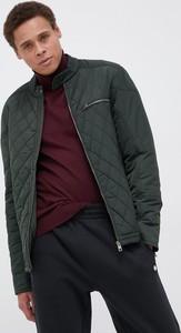 Zielona kurtka Solid