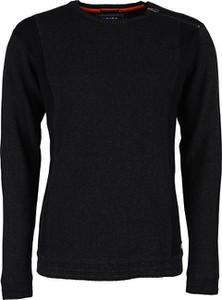 Czarny sweter Noize