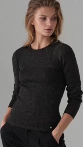 Brązowy sweter Mohito w stylu casual