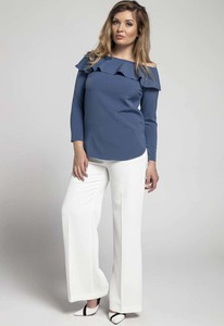 Niebieska bluzka Nommo