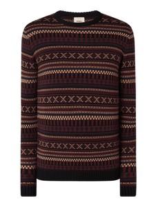 Czarny sweter Redefined Rebel z bawełny