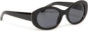 Czarne okulary damskie Acccessories