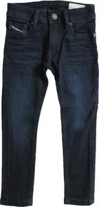 Spodnie dziecięce Diesel dla chłopców