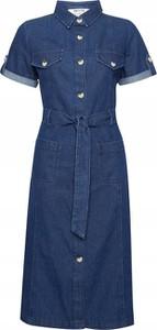 Sukienka Dorothy Perkins z jeansu