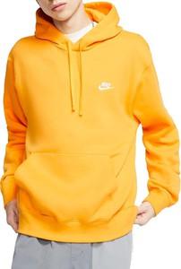 Żółta bluza Nike w młodzieżowym stylu