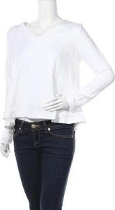 Bluzka Cecilie Copenhagen z długim rękawem z okrągłym dekoltem