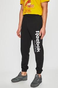 Czarne spodnie Reebok Classic