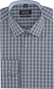 Koszula Recman w stylu casual z długim rękawem
