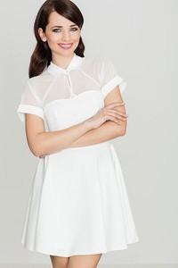 69af596644 elegancka sukienka młodzieżowa - stylowo i modnie z Allani