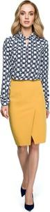 Żółta spódnica Style