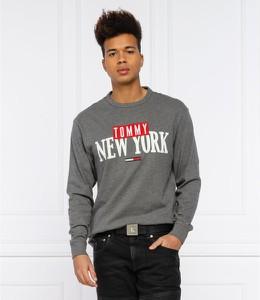 Koszulka z długim rękawem Tommy Jeans w młodzieżowym stylu