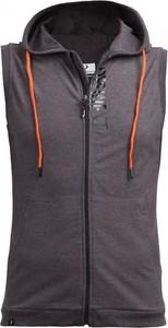 Granatowa kamizelka Outhorn w sportowym stylu z bawełny
