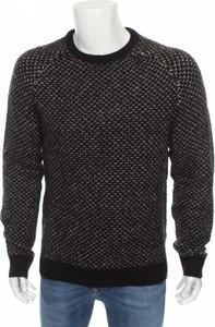 Czarny sweter Kiomi