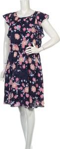 Sukienka Elle z okrągłym dekoltem