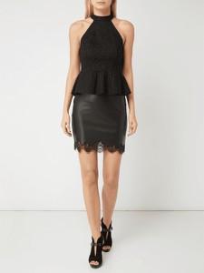 Czarna spódnica Guess mini