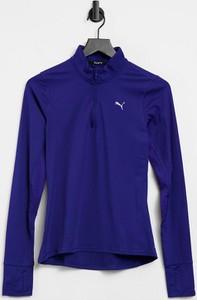 Bluzka Puma z dekoltem w kształcie litery v
