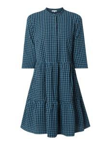 Sukienka Jake*s Casual z okrągłym dekoltem z bawełny