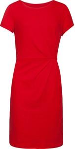 Czerwona sukienka Smashed Lemon midi