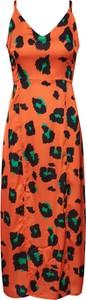 Sukienka Glamorous w stylu casual z dekoltem w kształcie litery v