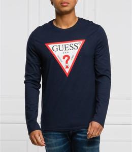 Koszulka z długim rękawem Guess z długim rękawem