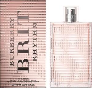 Burberry Brit for Her Rhythm Floral 90 ml WOMAN
