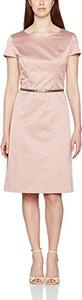 Różowa sukienka betty barclay