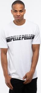 T-shirt Pelle Pelle z bawełny