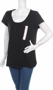 T-shirt Merona w stylu casual z krótkim rękawem
