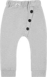 Spodnie dziecięce Bugzy z bawełny