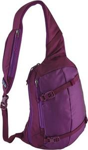 Fioletowy plecak Patagonia